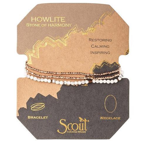 Delicate Wrap - Stone of Harmony
