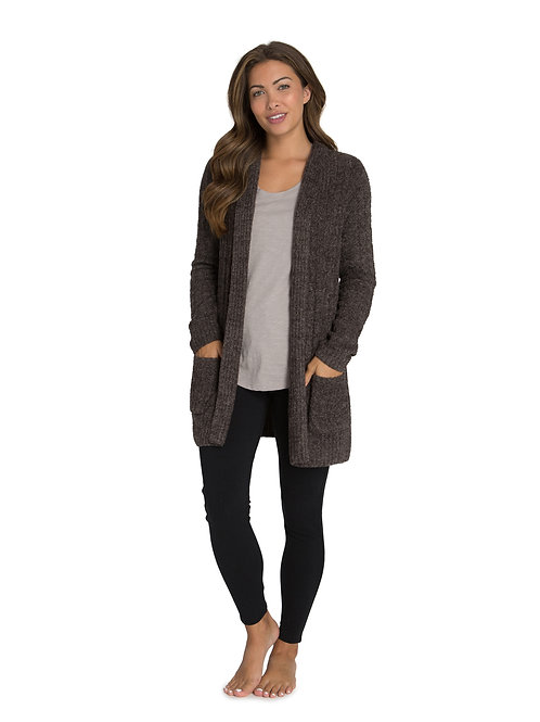 Barefoot Dreams Cozychic Cable Cardi