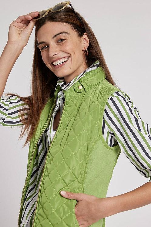 Moto Vest Lime Green - Tyler Boe