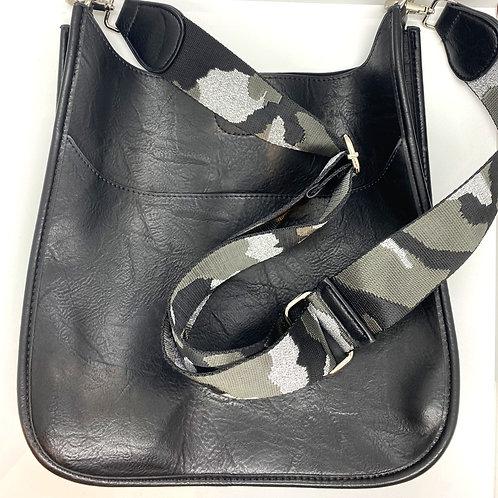 Vegan Leather Messenger Bags