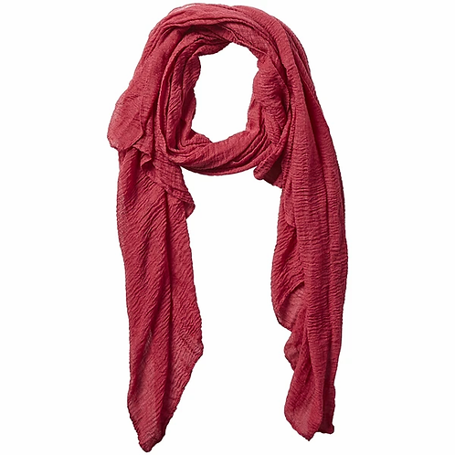 Insect Shield Scarf in Red