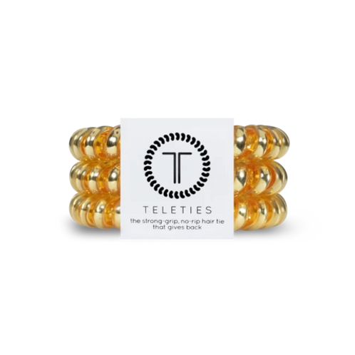 Sunset Gold Teleties Large