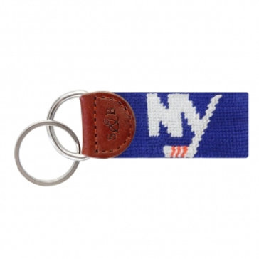 Smathers and Branson New York Islanders Key Fob