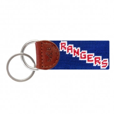 Smathers and Branson New York Rangers Key Fob
