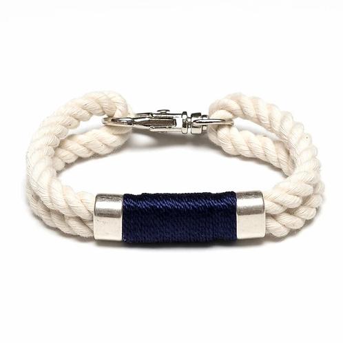 Allison Cole- Tremont Rope Bracelet
