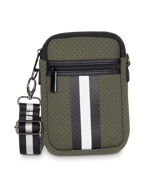Olive Cell Phone Bag