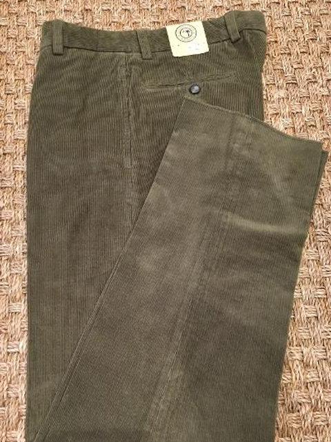 Charleston Khakis Olive Pinwale Corduroy Pants