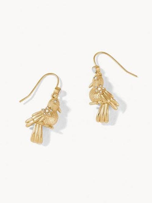 Songbird Drop Earring