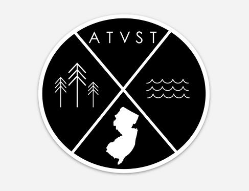 Garden State Vinyl Sticker
