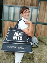 Stable Manager Daniela Bruni