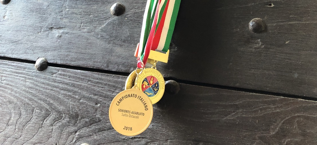 Medaglie d'oro 2018