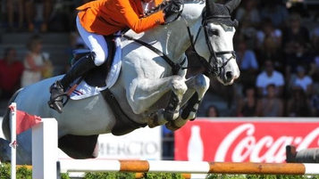 Zirocco Blue at Aachen in 2010