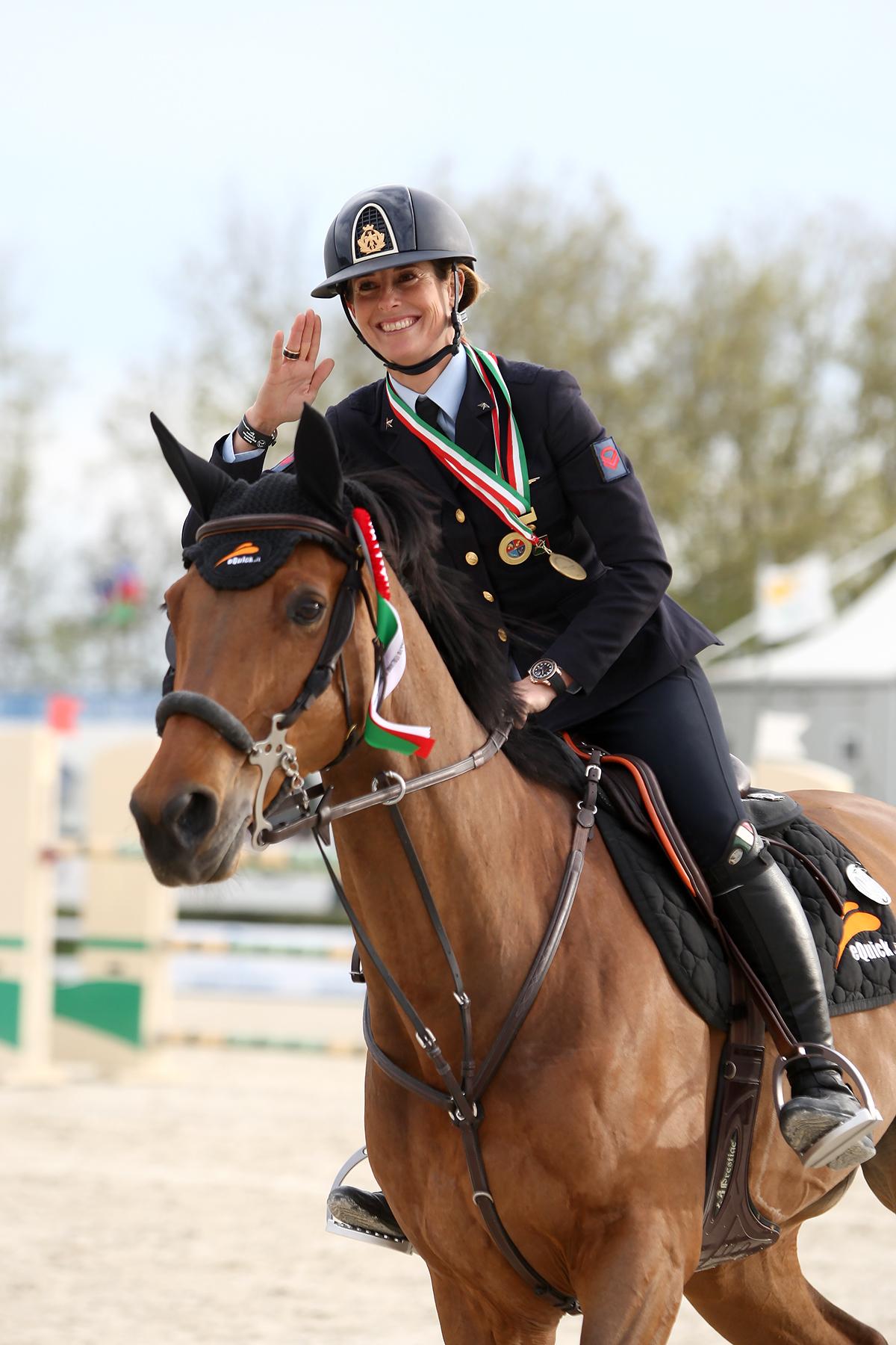 Giulia Martinengo Campionesse 2018