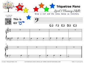Junior Fluency: G3