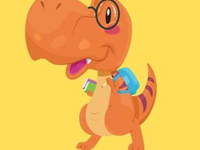Simon the Spectosaurus: A Triquetrae Mini Tale