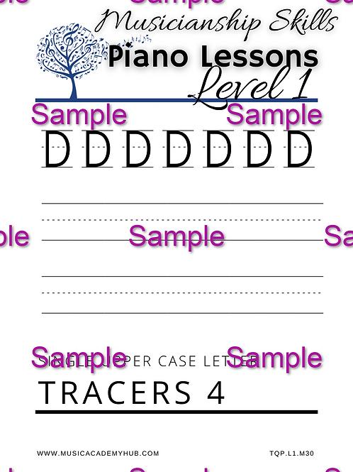 Upper Case 'D' Tracer