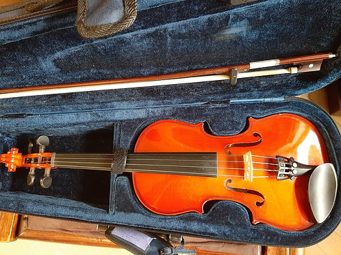 Violin for a 7-9 year old & 6 lessons