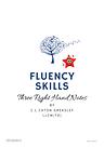 Fluency: Three Right Hand Notes