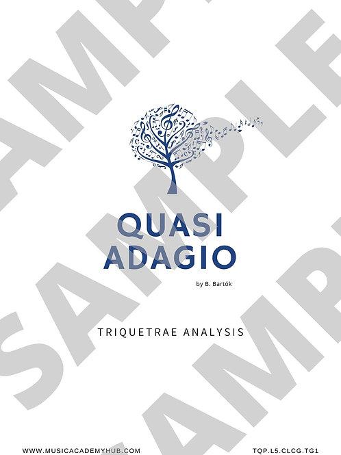 Quasi Adagio. Teacher's Guide