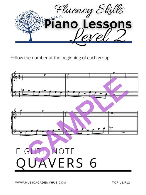Let's Move: Quavers 6