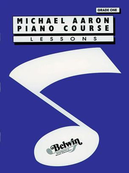 Piano Course: Lessons Grade 1