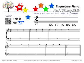 Junior Fluency: G5