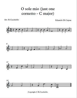 O Sole Mio (Just One Cornetto)