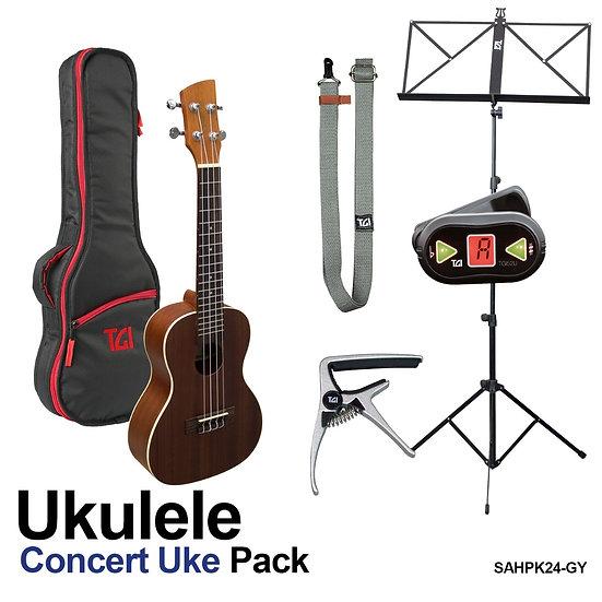 Brunswick Concert Ukulele Package