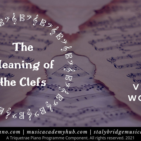 Meaning of Clefs Video Series