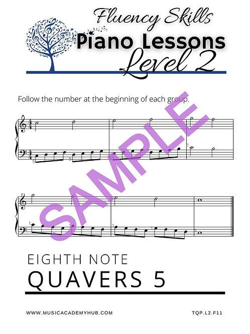Let's Move: Quavers 5