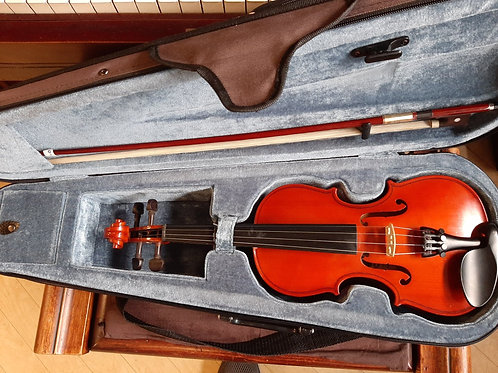 Violin for a 4-7 year old & 6 lessons