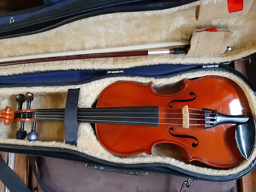 Violin for a 4-6 year old & 6 lessons