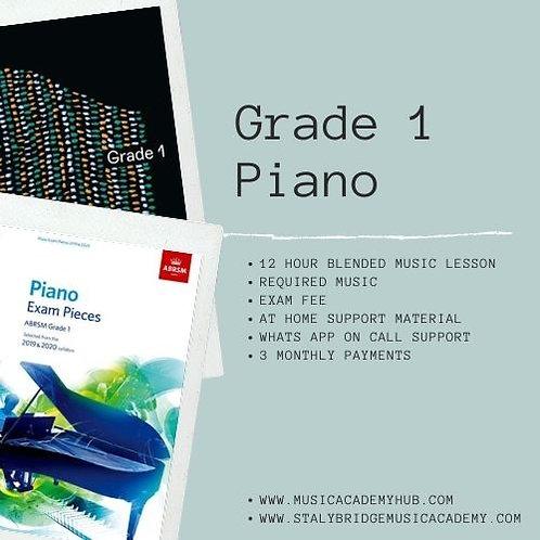 Grade 1 Piano Course *