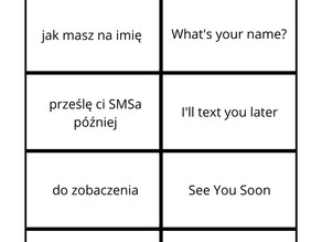 Polish 12th June 2021