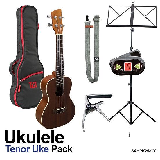 Bruswick Tenor Ukelele Package