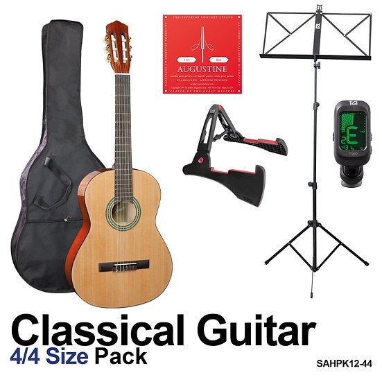 Classical Guitar 4/4 Pack