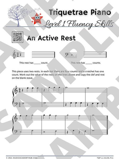An Active Rest