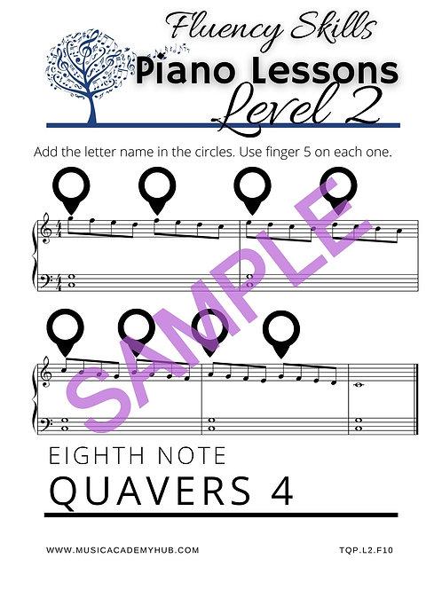 Let's Move: Quavers 4