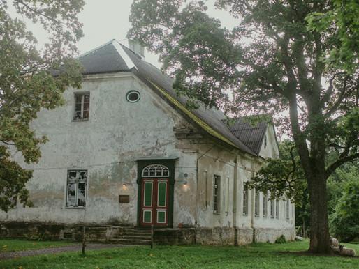 Põhjaka Manor | Mäeküla