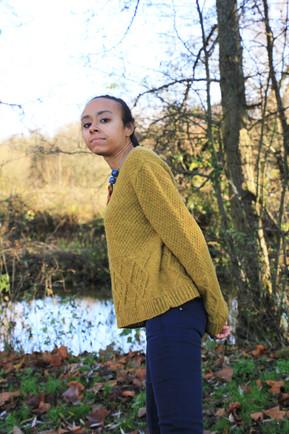 Caledonia Sweater
