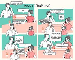 Manterrupting