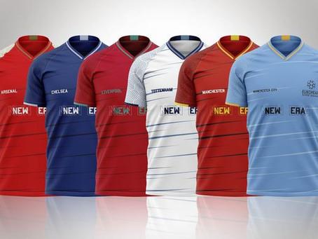Τα συλλέκτικα μπλουζάκια των Big 6 της ESL