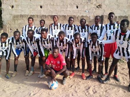 Η Ashington AFC χτίζει την φήμη της στην Αφρική!
