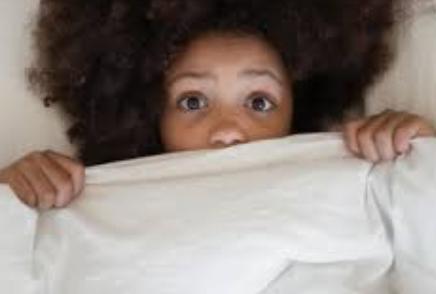 Child nightmare, toddler bad dream