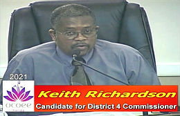 'Everyday guy' Keith Richardson seeks to give back to Ocoee, citing traffic and firefighter retention as top issues