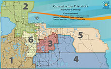 Advisory committee kicks off redistricting process in Orange County with a January deadline
