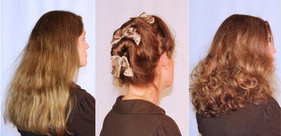 Beautiful hair made easy!