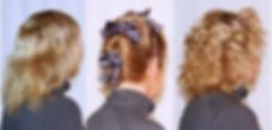 Easiest hair style