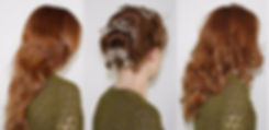 Easy and quick hair style