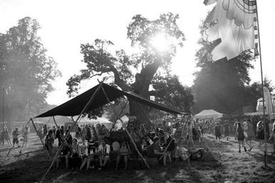 Festival Awning